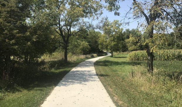 Sauk Rail Recreational Trail